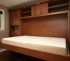 folding twin bed in cabinet home beds decoration