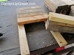 diy planter box diy reclaimed wood planter boxes garden up green