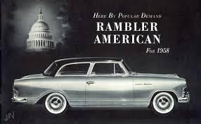 rambler car push button transmission curbside classic 1961 rambler ambassador u2013 does size really matter