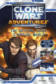 star wars clone wars adventures official guide