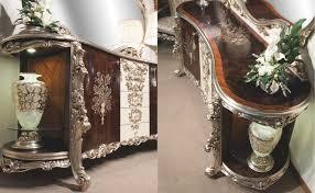 1 high end italian furniture dining room set