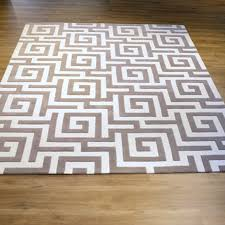 Synthetic Area Rugs Tufted Modern Synthetic Area Rug Ebth