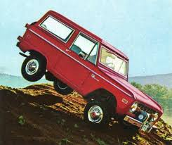 Old Ford Truck Brochures - ford u0027s 4 x 4 forever 1972 ford bronco brochure hemmings daily