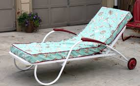 Metal Chaise Vintage Chaise Lounge Gardening With Soul