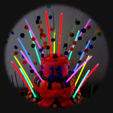 glow in the party decorations glow party ideas activedark glowing ideas