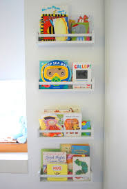 Bookcase For Kids Room by 10 Clever Ideas To Help Organize Your Nursery Ikea Spice Rack