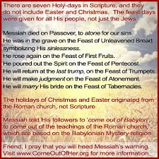 seven feasts of the messiah i pray you heed the messiah s messianic faith