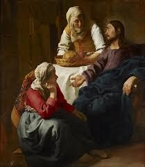 Blind Man At Bethsaida Mary Of Bethany Wikipedia