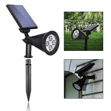 Solar Lights For Backyard Solar Led Garden Lights Set Of 10 Home Outdoor Decoration