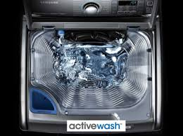 washing machine with built in sink ferrari s appliance 4 8 cu ft top load washer with activewash