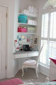 best ideas about small corner desk pinterest white large diy magnetic board painted fabric covered