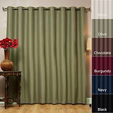 100 Inch Blackout Curtains Drapes For Sliding Glass Doors U2013 The 10 Best List