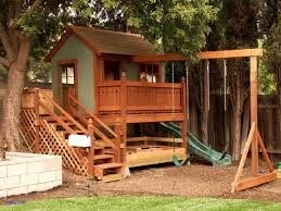 Backyard Playhouse Ideas Backyard Playhouse Plans Awesome Playhouse Designs And Ideas