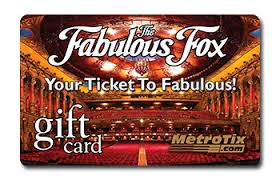 tickets gift card gift cards metrotix