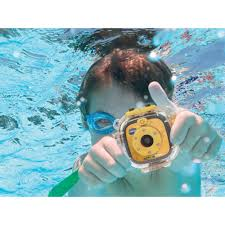 vtech kidizoom action cam yellowith black yellowith black