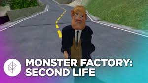 monster factory the boy mayor of second life youtube