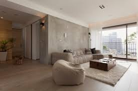 modern living room with bean bags best livingroom 2017