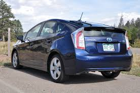 toyota fast car 2015 toyota prius five surprisingly good review the fast lane car