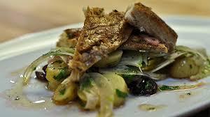 cuisiner le maquereau recette maquereau fumé mariné salade de pommes de terre rattes