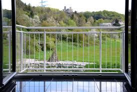 balkon edelstahlgel nder kleiner balkon mit großer aussicht medam gmbh
