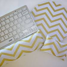 Chevron Desk Accessories Best Chevron Mouse Pad Products On Wanelo
