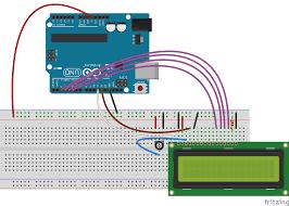 sik guide arduino basic 16x2 character lcd white on black 5v lcd 00709