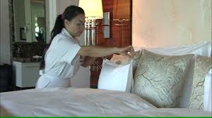 hotel femme de chambre wealthiness luxury hotel st gallen hd stock 696 213