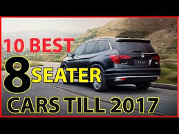 bmw 7 seater cars in india 10 best 8 seater car till 2017 best passenger suvs