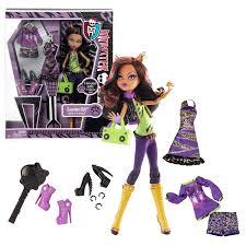 Clawdeen Monster High Halloween Costume by Monster High