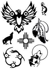 Indian Art Tattoo Designs Image Search Results For Native American Symbol Of Strength