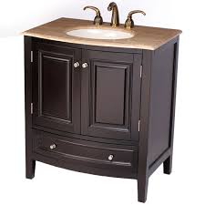 32 In Bathroom Vanity 32 U201d Naomi Bathroom Vanity Single Sink Cabinet Espresso Finish