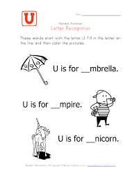 words that start with the letter u things kid related