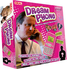 david cameron posted a picture of himself on the phone and spawned a