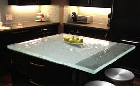 glass top kitchen island you want me to put what in my kitchen