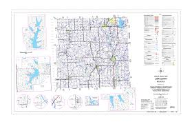 Map Of Counties In Kansas Kansas Department Of Transportation County Maps