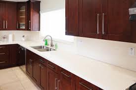 mahogany shaker ready to assemble kitchen cabinets the rta