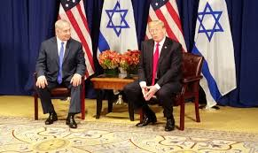 Donald Trump Houses White House Trump Netanyahu Discussed Countering Iran U0027s U0027malign