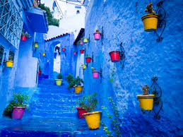 blue city morocco vibrant colors of morocco u2013 the rock and compass