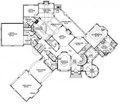 7 bedroom house plans large house plans 7 bedrooms home design ideas