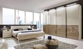 Schlafzimmer Wardrobes Wiemann Shanghai Bett Mit Polsterkopfteil Kunstleder Variabel