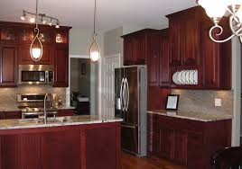 light cherry wood kitchen cabinets antique cherry iconic
