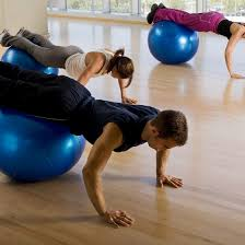Balance Ball Chair With Arms Can Ball Exercises Help In Losing Weight Healthy Living