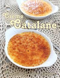 cuisine catalane recettes creme catalane de laurent mariotte recettes faciles recettes