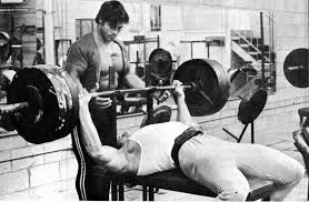 Bodybuilder Bench Press Optimal Leverage Extended Sets A Great Method To Boost