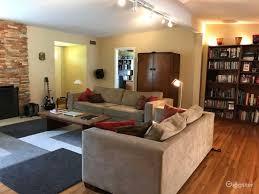 rent warm versatile open floor plan home house residential