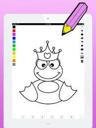 princess colouring book girls learn colour cinderella