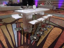 Bar High Top Table High Top Tables Products Rentals Just Bars