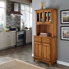kitchen appliance storage hutch buffet china cabinet dining room