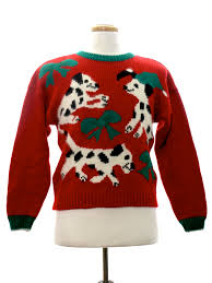 20 ugly christmas sweaters featuring dogs to dazzle with at