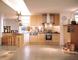Light Wood Kitchen Cabinets by Wood Kitchen Kitchens Design